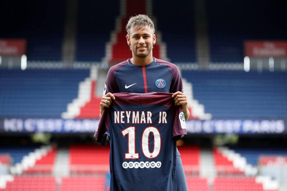 neymar-psg-camisetas-mais-bonitas-futebol-mundial